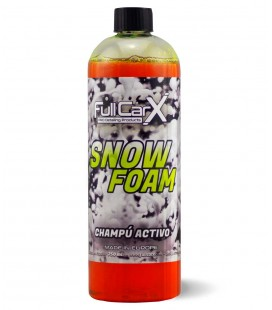 Shampooing actif