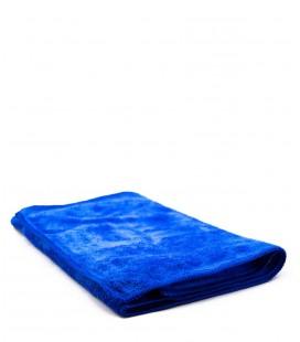 Tissu microfibre bleu 70x30cm