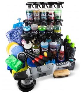 MEGA KIT DETAIL & PULIDO Completo + Accesorios (Todos los Productos)