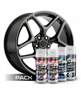 Pack 'Paint Your Tires' Acrylic NOIR