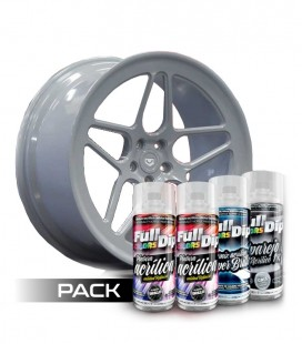 Pack 'Paint Your Wheels' Acrylic NARDO GREY