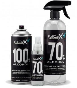 PACK x3 Désinfectants Hydroalcooliques