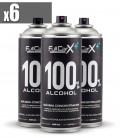 PACK x6 Sprays Higienizantes Base Alcohol 400ml
