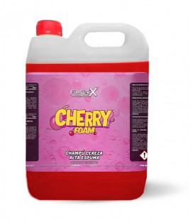 Cherry Foam 5L - GROSSES FORMAT