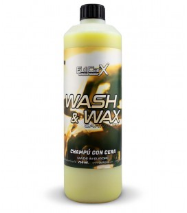 Shampooing à la Cire (Wash&Wax)