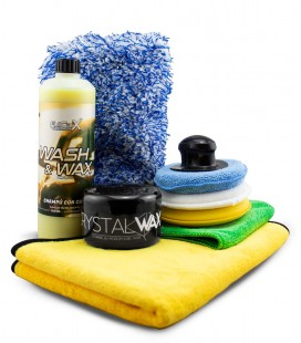 KIT Crystal Wax Premium