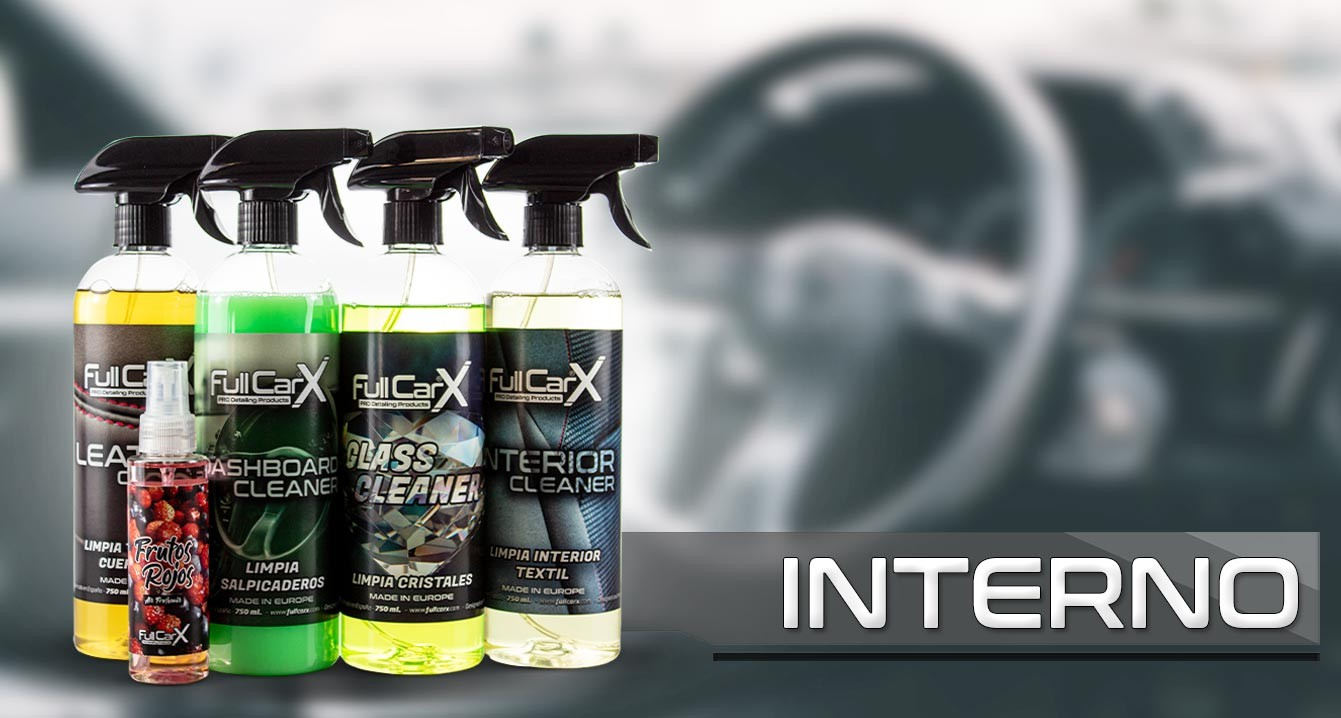 INTERIOR FullCarX®